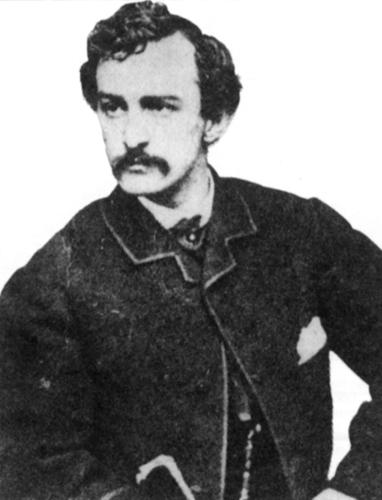 Bob Thomas Ford >> John Wilkes Booth Wanted Poster   Symon Sez