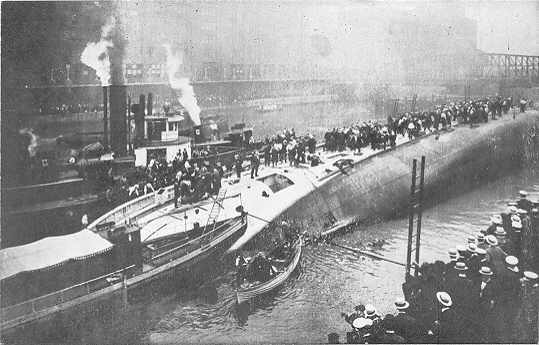 eastland disaster picture