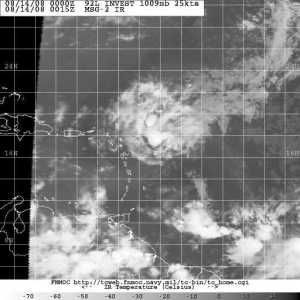 00Z 08/14 Satellite photo