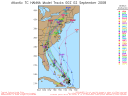 Hurricane Hanna Spaghetti Model 0902 00Z
