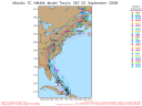 Tropical Storm Hanna Spaghetti Model 0902 18Z