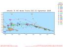 Tropical Storm Ike Spaghetti Model 0902 00Z