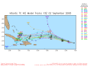 Tropical Storm Ike Spaghetti Model 0902 18Z