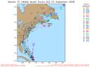 Tropical Storm Hanna Spaghetti Model 0903 00Z