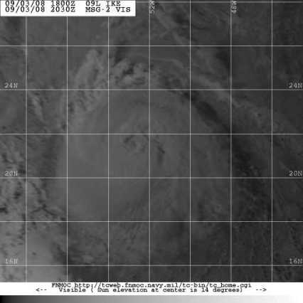Hurricane Ike 2030 0903