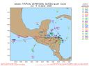 Tropical Depression 16 Spaghetti Model 1015 00Z