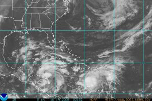 Atlantic IR Satellite 1014 0215Z