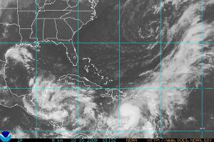 Atlantic IR Satellite 1015 0115Z