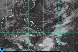 Atlantic Visible Satellite 1014 1415Z
