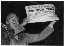 Truman Thankful Not All Polls as Forthright As Lech