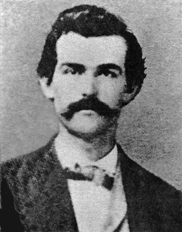 a biography of john henry holliday an american outlaw On august 14, 1851, john henry (doc) holliday was born  an acting  commission as us deputy marshal to pursue the outlaw out of state,.