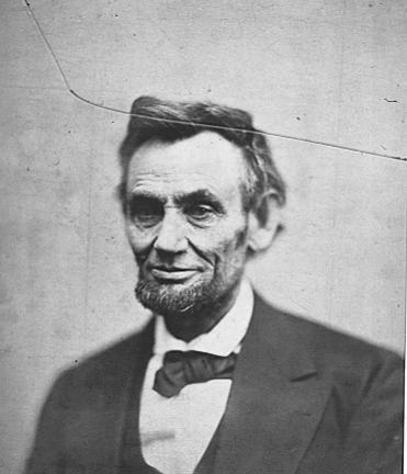 Last Lincoln Portrait Apr 4, 1865