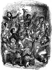 Laughing Gas Party 1839