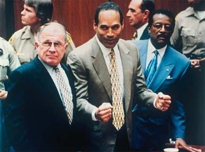 OJ Simpson Not Guilty Oct 3, 1995