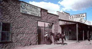 Famous Gunfight was Near the OK Corral and wasn't much of a Fight