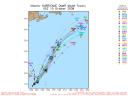 Hurricane Omar Spaghetti Model 1015 00Z