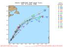 Hurricane Omar Spaghetti Model 1016 00Z