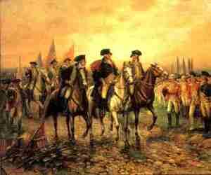General Washington-Yorktown The Final Act