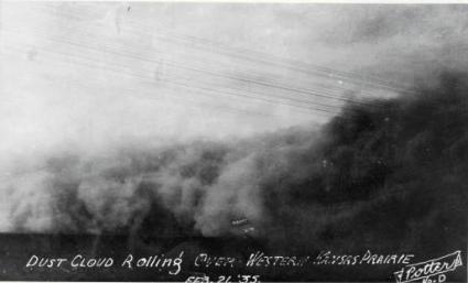 Kansas Dust Storm 1935
