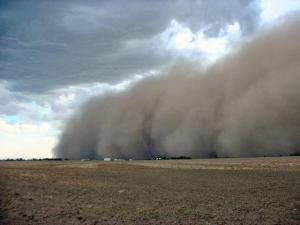 Dust Storm Kansas 2004...Look's Like the One in 1935