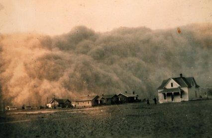 1935 Texas Dust Storm