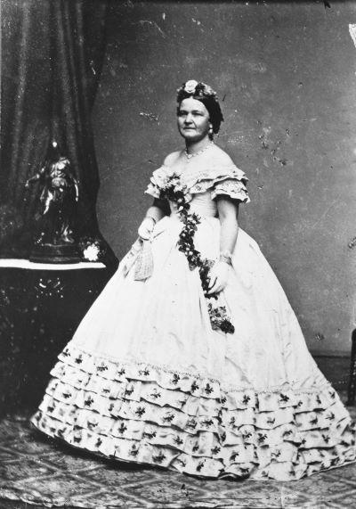 Mary Todd-19th Century Hottie?