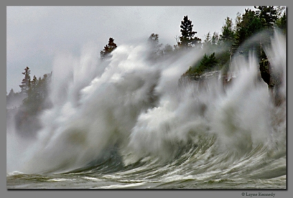 Storms Can Be Brutal On Lake Superior