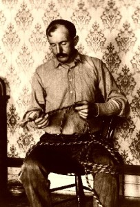 Horn Making The Rope For His Own Gallows