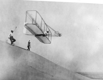 Wright 1901 Glider