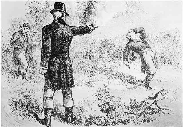 hamilton vs burr duel