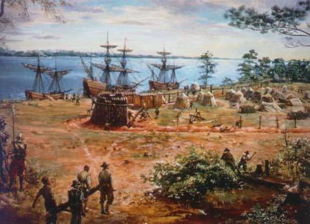 Jamestown Symon Sez