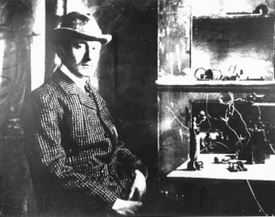 Marconi In Newfoundland Dec 1901