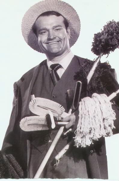 "Red Skelton Starred in ""The Fuller Brush Man"" The Epitomy of Product Placement"