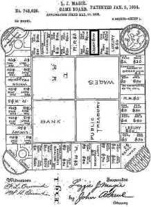 Magie's 1904 Patent