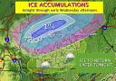 NWS Ice Forecast