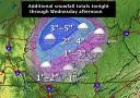 NWS Snow Forecast