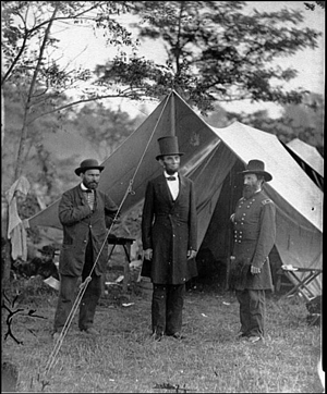 Allen Pinkerton Provided Security For Abraham Lincoln