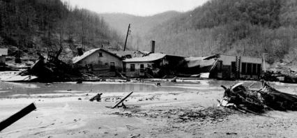 West Virginia Town Wiped Out