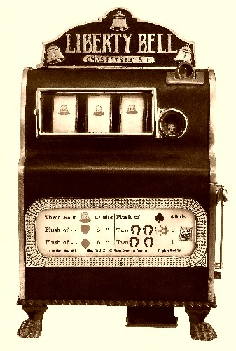 Popular 1898 Slot Machine