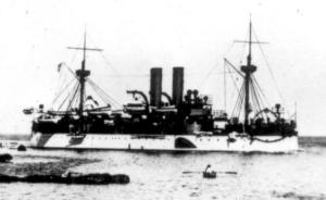 USS Maine Before It was Sunk
