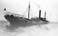 USS California Doomed 1918