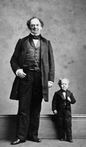 Tom Thumb Helped Barnum Recover