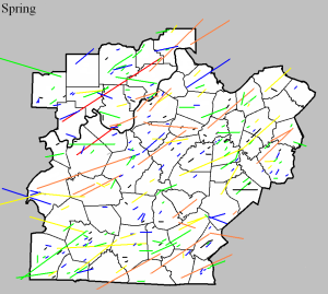 Spring Tornadoes In Kentuckiana