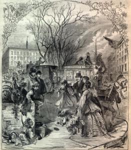 April 1, 1861 in New York-Harper's Weekly
