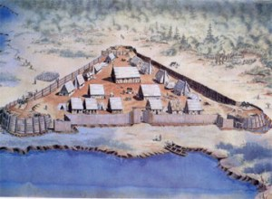 Jamestown Fort