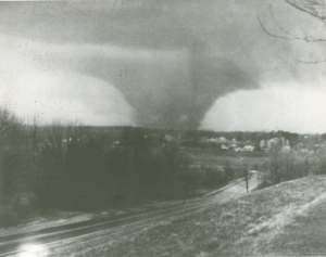 Louisville NWS Is Not Certain But Think This Mysterious Monster May be the 1974 Louisville Twister
