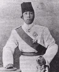 Abdul Aziz Was Tossed in 1908