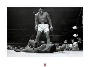 Ali Overcame Fears To Beat the Unbeatable