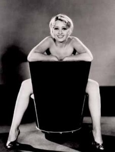 Joan Blondell Well Before Her Role On Brides