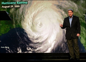 Al Gore Linked Katrina and Global Warming In Spite of What some Experts Conclude